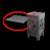 1. FCK Feuerkorb mit Abdeckung