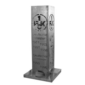 1. FCK Feuersäule Modell Erfolge