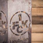 1. FCK Säule Seitenansicht