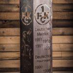 1. FCK Säule Modell Erfolge