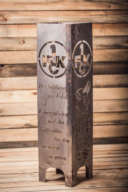 1. FCK Säule Modell Tradition - v2 gedreht
