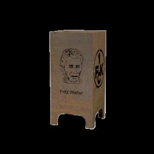 1. FCK Feuerkorb Modell Fritz Walter